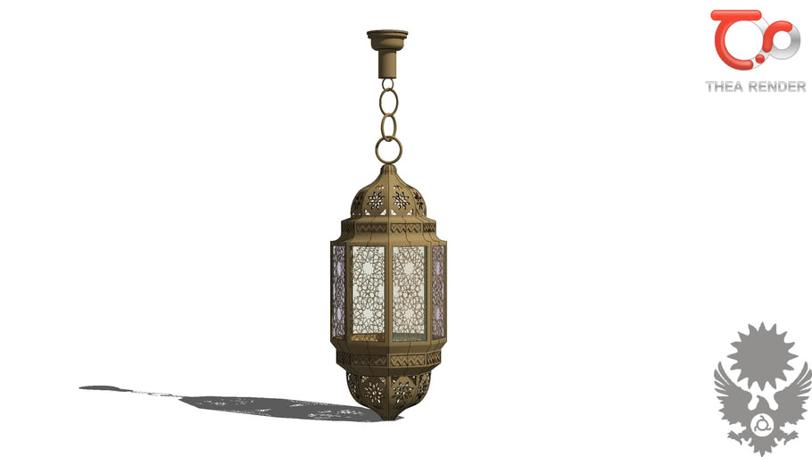 Moroccan Art Antique Style Lighting