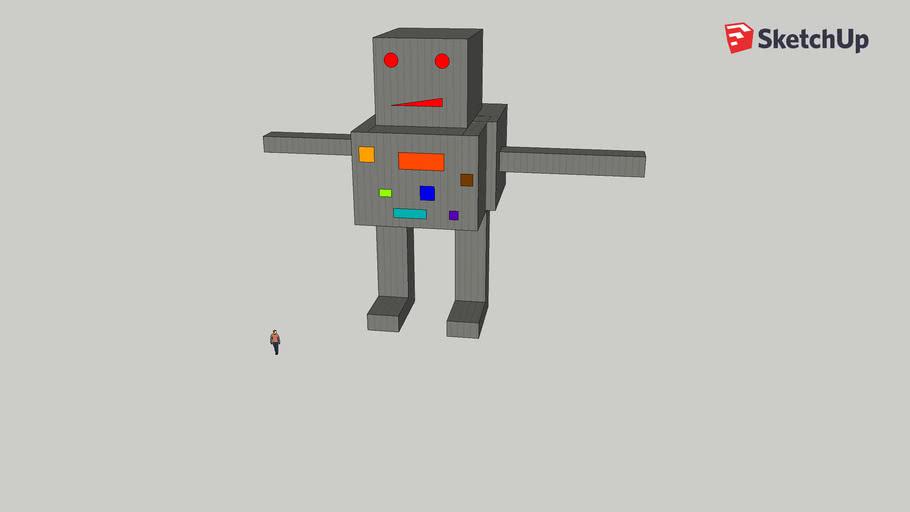 robot 8 c Benjamin Veas