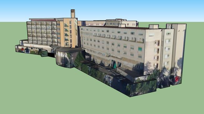 Ospedale C.T.O. Andrea Alesini
