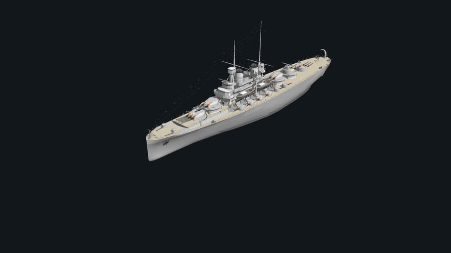 ww1-Navy-Dreadnougth-Era---circa-1895-1925- 23