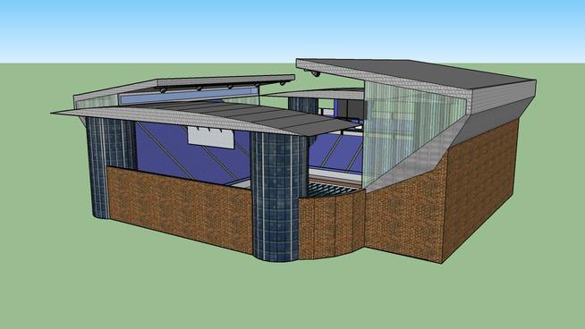 Australian outdoor national aquatics center