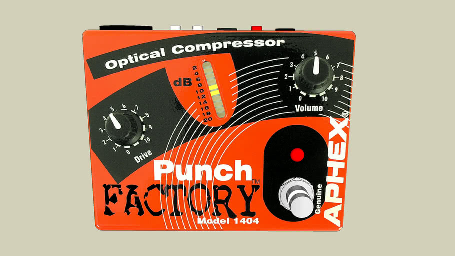 Aphex Punch Factory Model 1404