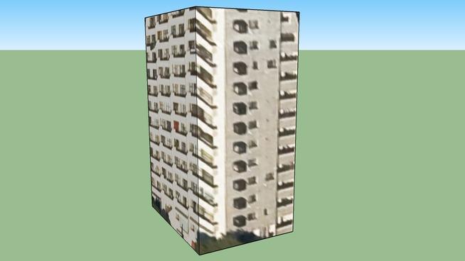Building in ชินจุกุ โตเกียว ประเทศญี่ปุ่น