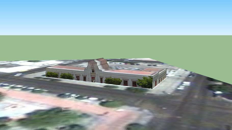 Antigua Casa de Gobierno del Estado de Baja California Sur