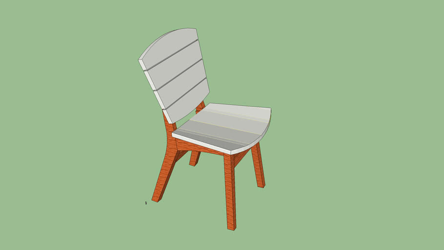 Cadeira Rio - Acrílico