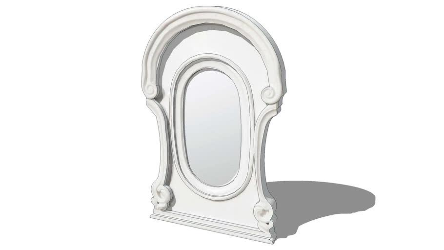 Miroir lucarne Joséphine, maisons du monde,  Réf. 111.556 Prix: 159,00 €