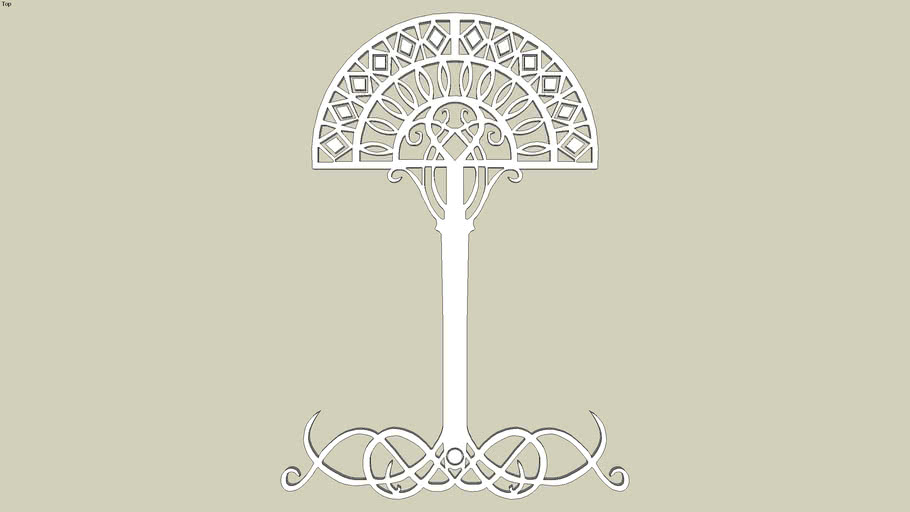 The White Tree of gondor v2