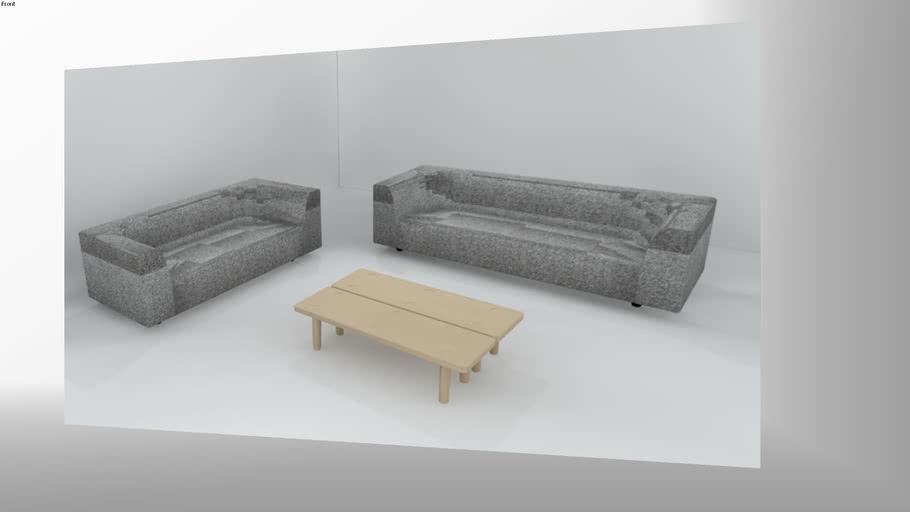 canapé de marie