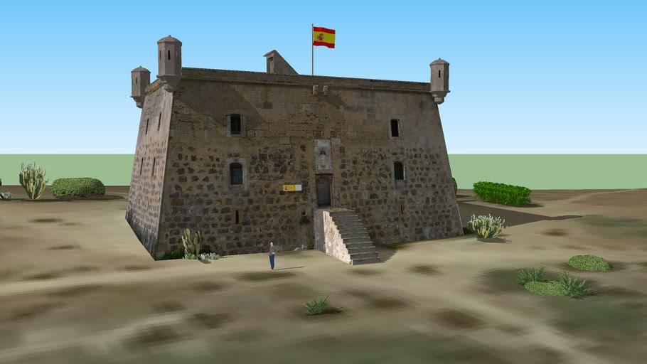 Torre San José. Isla de Tabarca. Alicante