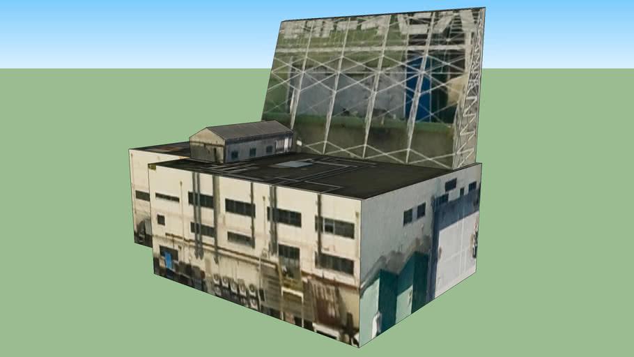 日本, 兵庫県神戸市にある建物 バンドー化学