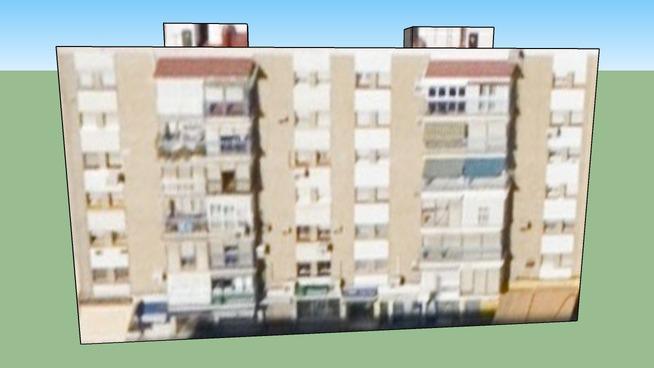 Resedential flat in Sevilla, Spain