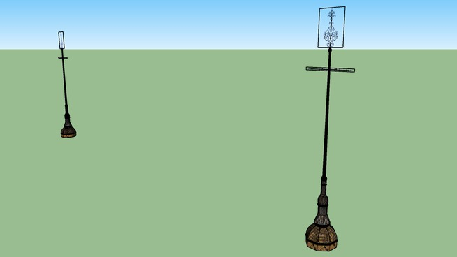 Bethesda Terrace Masts