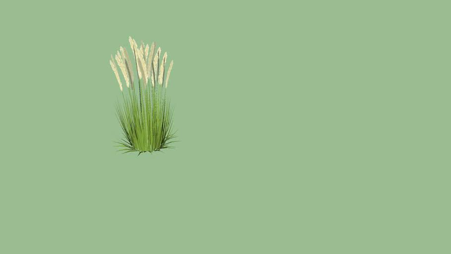 TALL GRASS 5' H
