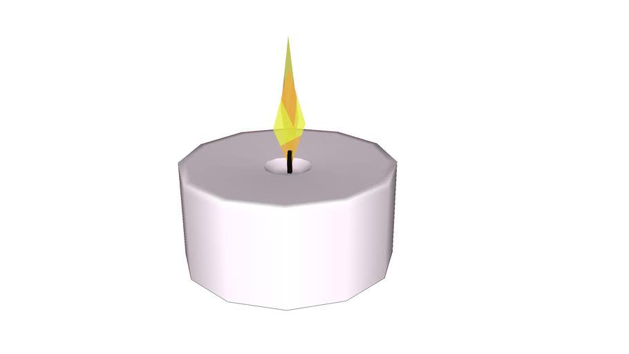 Lumion Tea-Light Candle