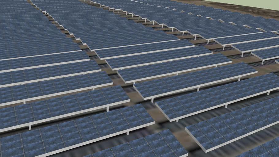 Patton Hospital Solar Panels