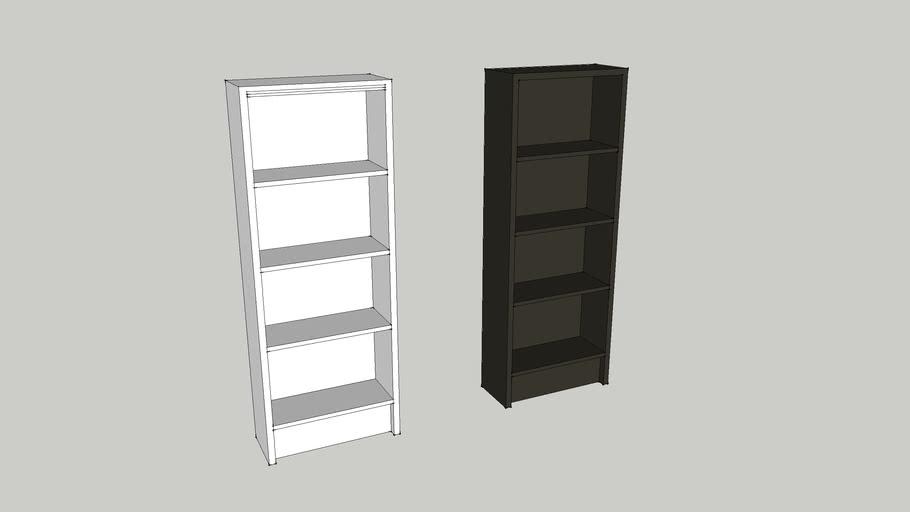 Benno DVD shelf unit