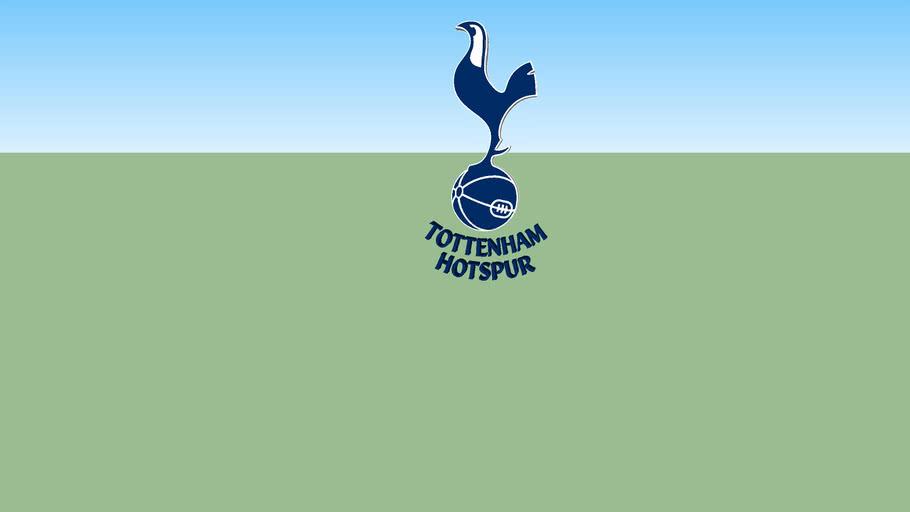 Logo Football Tottenham Hotspur 3d Warehouse