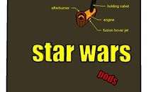 star wars podracers