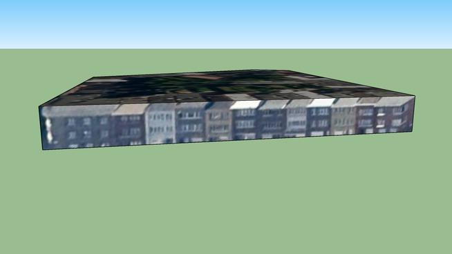 Building in 1070 Anderlecht, Belgium