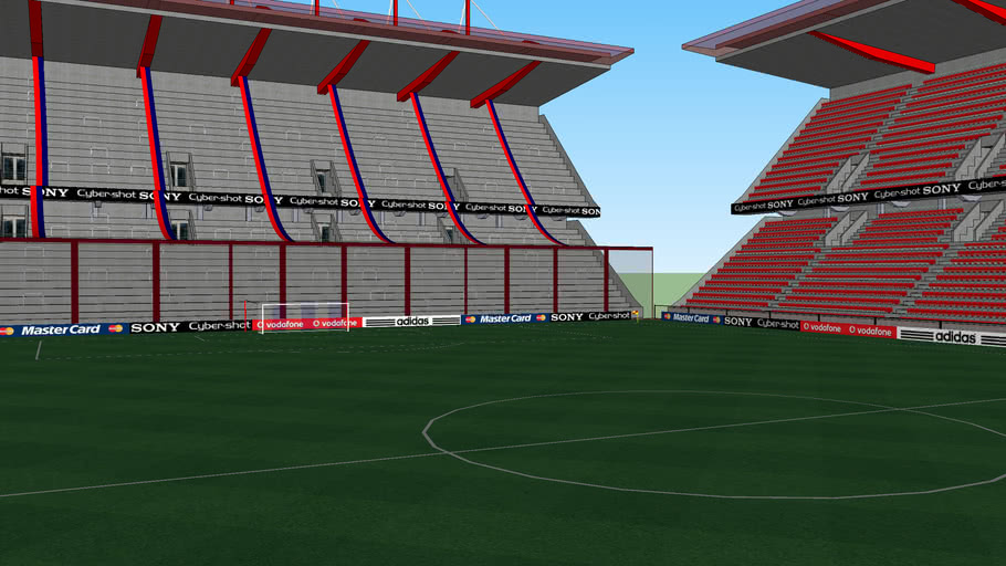 Barra-brava Stadium