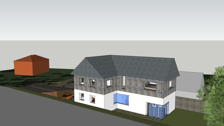 matt s house l shaped 3d warehouse matt s house l shaped 3d warehouse