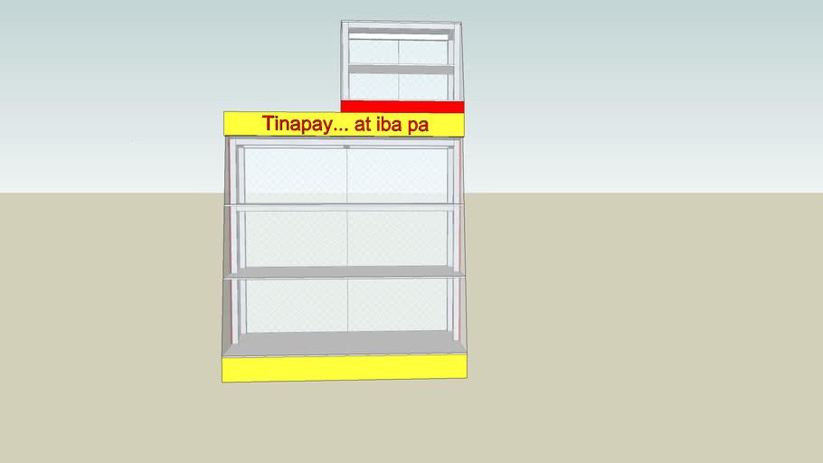 Tinapay...atbp stand
