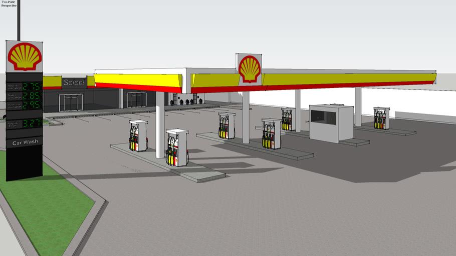 JMP Shell Station