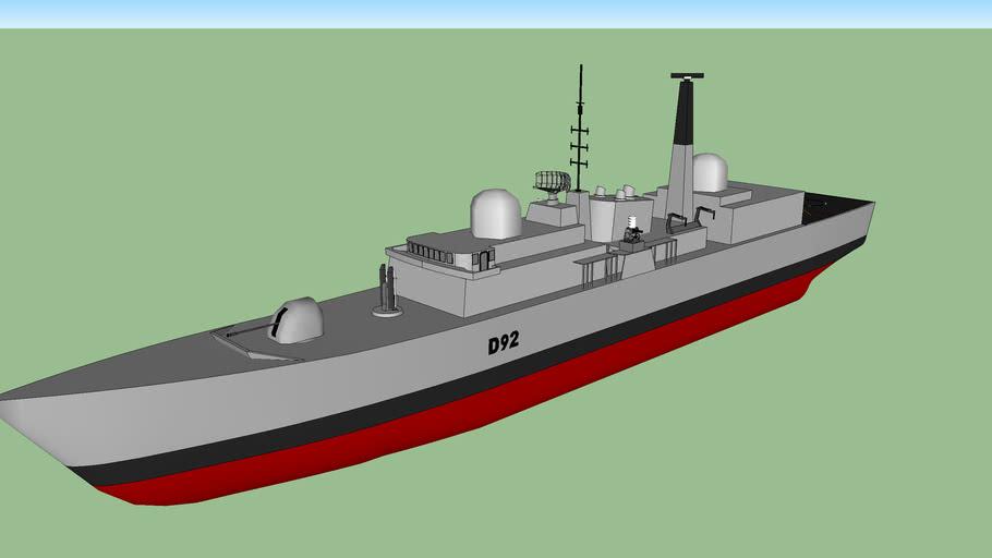 type 42 destroyer batch one