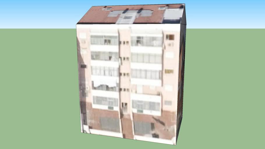 Bâtiment situé à Lisbonne, Portugal