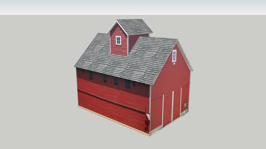 Corn Crib/Granary Barn
