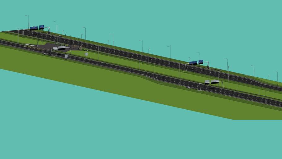 Full highway