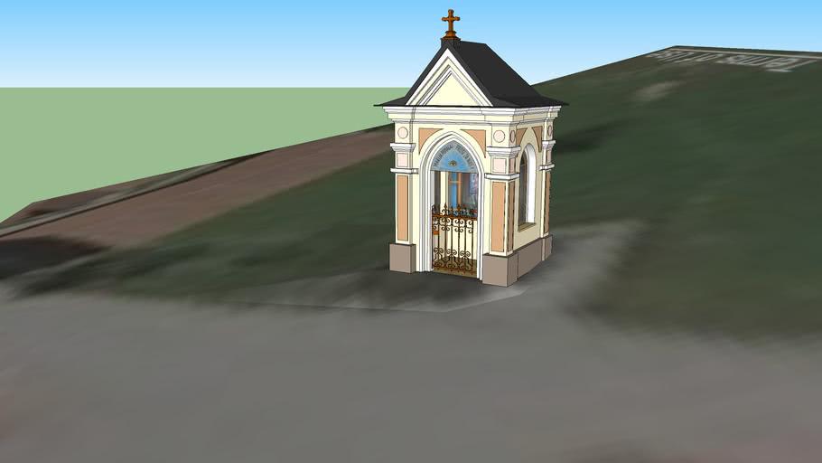 Kapelica Marije Pomagaj na Ločici