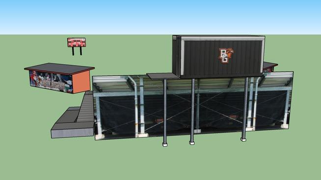 Meserve Softball Field