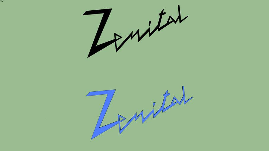 Cartel del Zenital