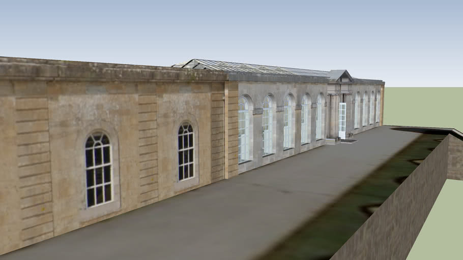 Blenheim Orangery and Function Rooms