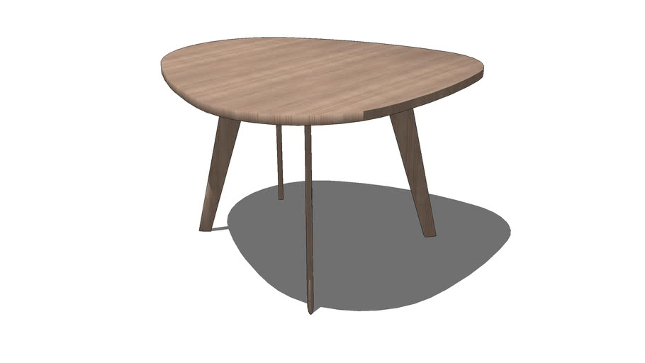 ATM-01 Pebble Work Table