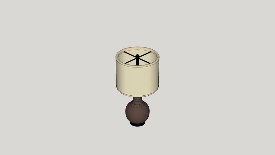 "Patroclus Maybury 29.5"" Table Lamp"