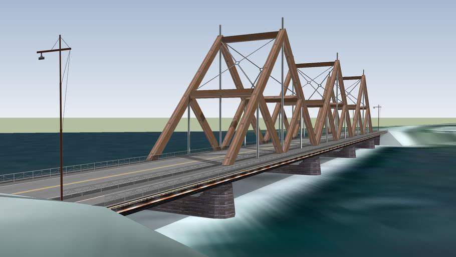 Vihantasalmen silta