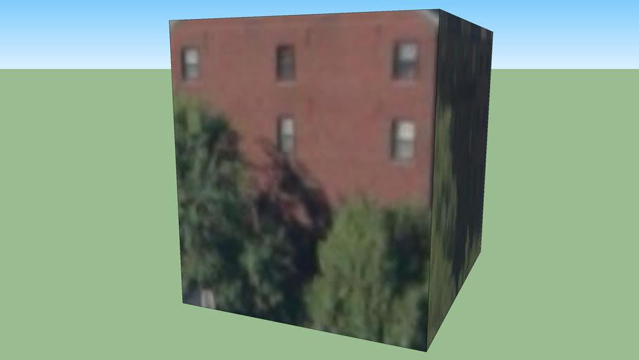 Gebäude in Boston, Massachusetts, Vereinigte Staaten