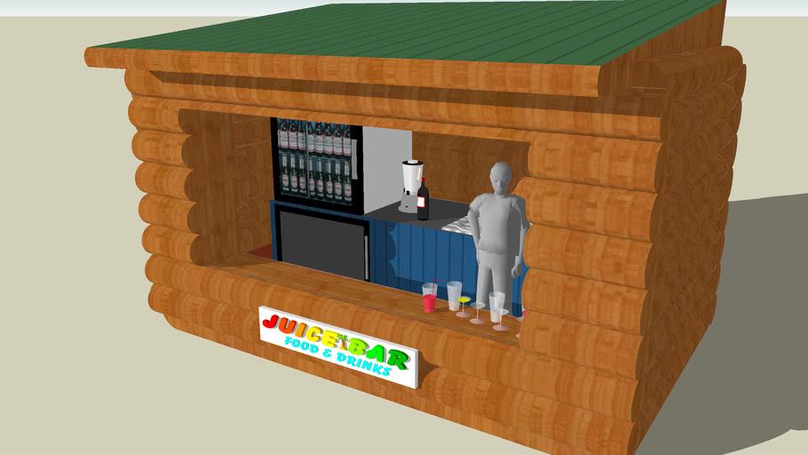 Juice Bar For Island Extravaganza