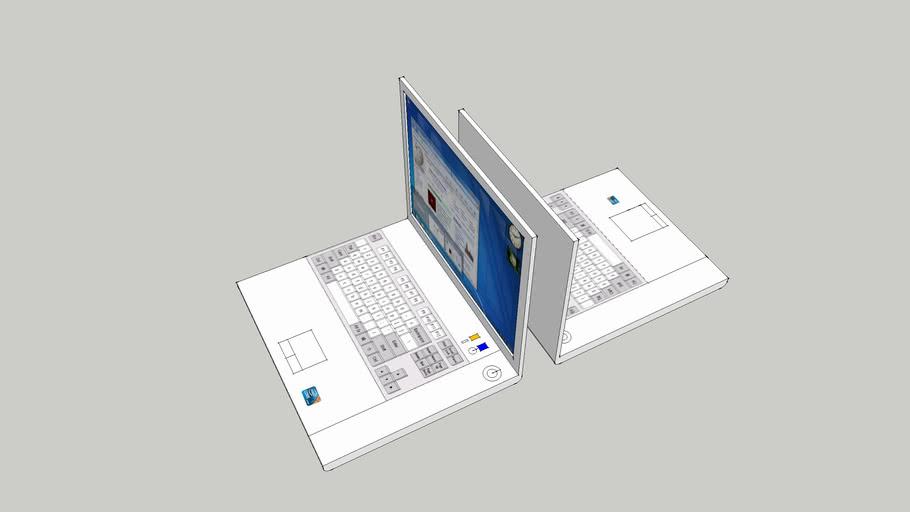 Intel Darwin Desktop Replacement Laptop - QUICK DAFT