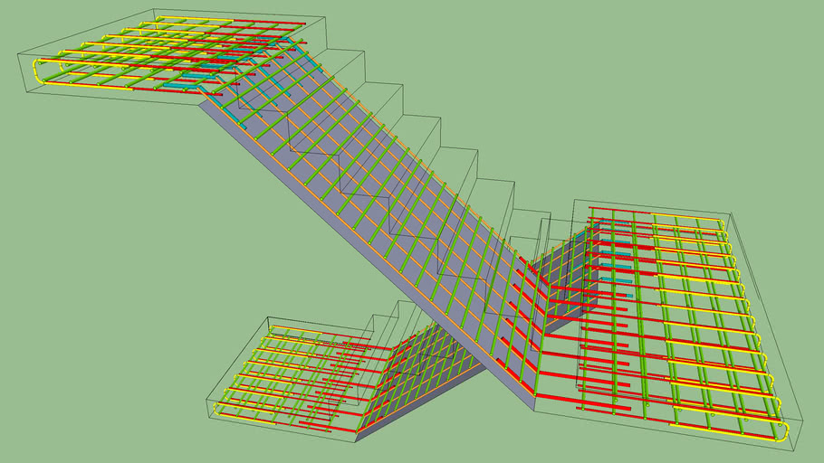 Staircase-Reinforced Details(Double).skp (829 kb)