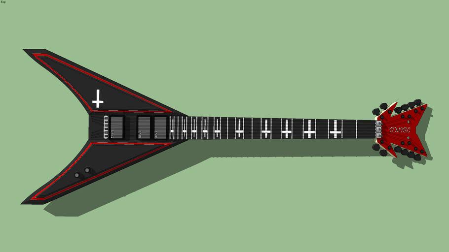 "DMIBC Traste (12-String) ""Dark Isle Custom"" '09"