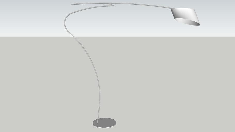 Cattelan Flag Floor Lamp