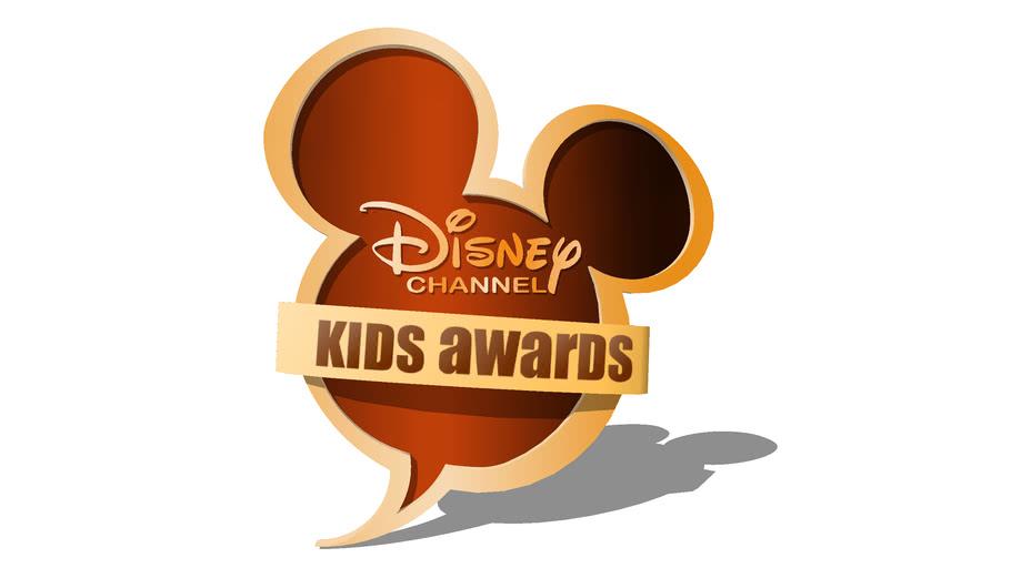 Disney Channel Kids Awards logo