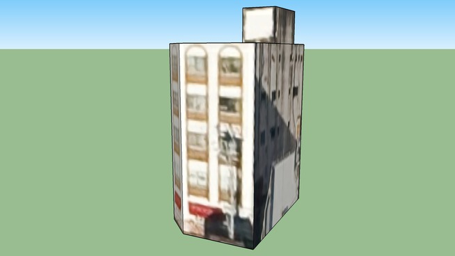 日本, 愛知県名古屋市にある建物 目黒ビル