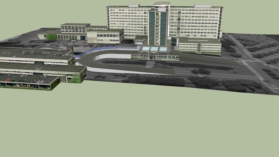 ZNA Middelheim ziekenhuis