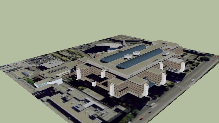 Walter C. Mackenzie Health Sciences Centre (U of A Hospital)
