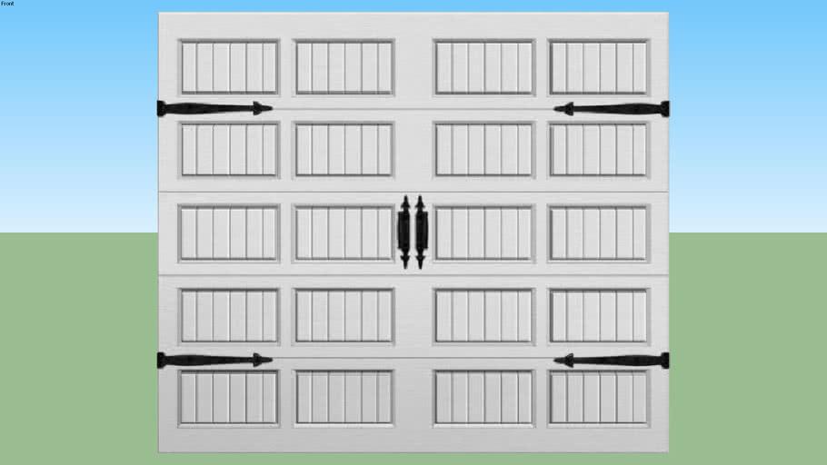 Garage Door 3d Warehouse