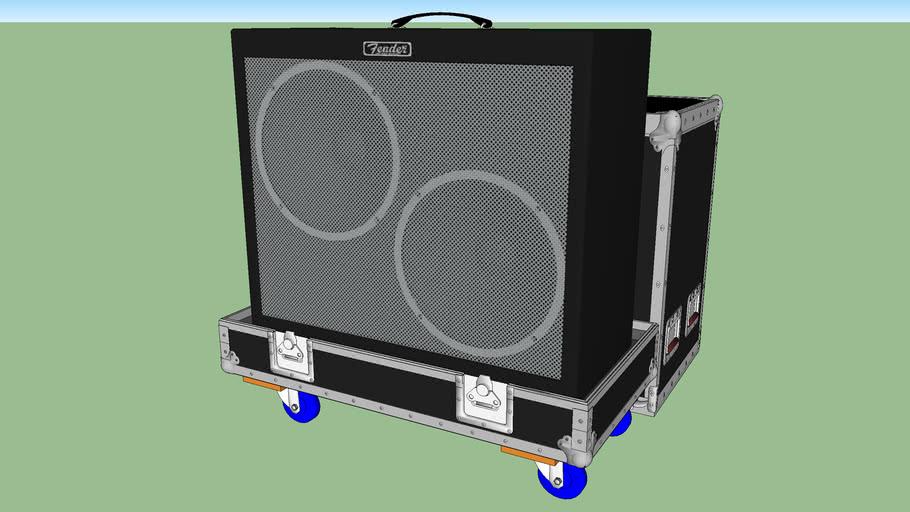 Fender - Hot Rod DeVille III 212